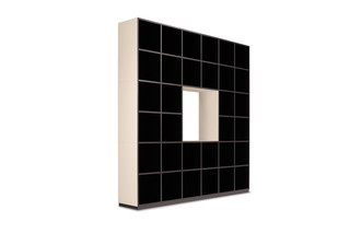C.E.O. Cube Bookcase  von  Poltrona Frau