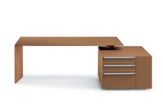 C.E.O. Cube Desk  by  Poltrona Frau