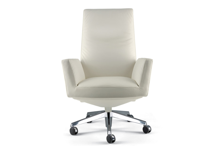 Chancellor swivel chair high