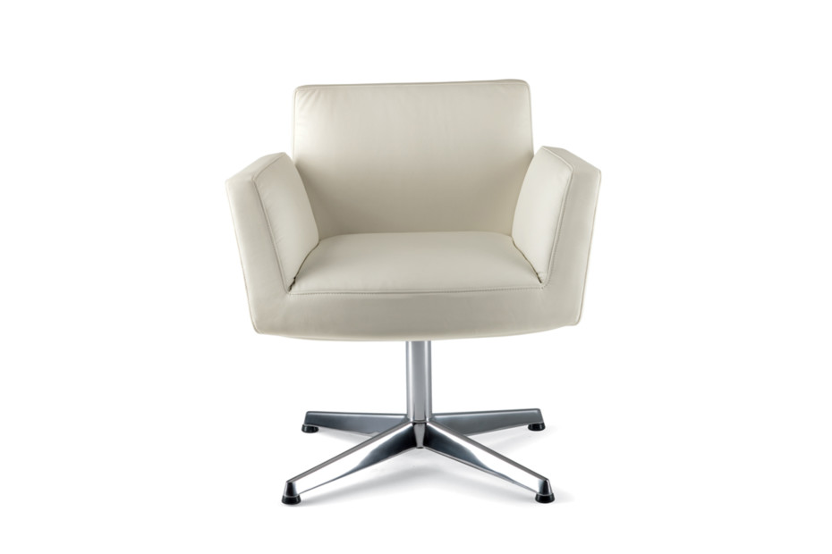 Chancellor swivel chair low