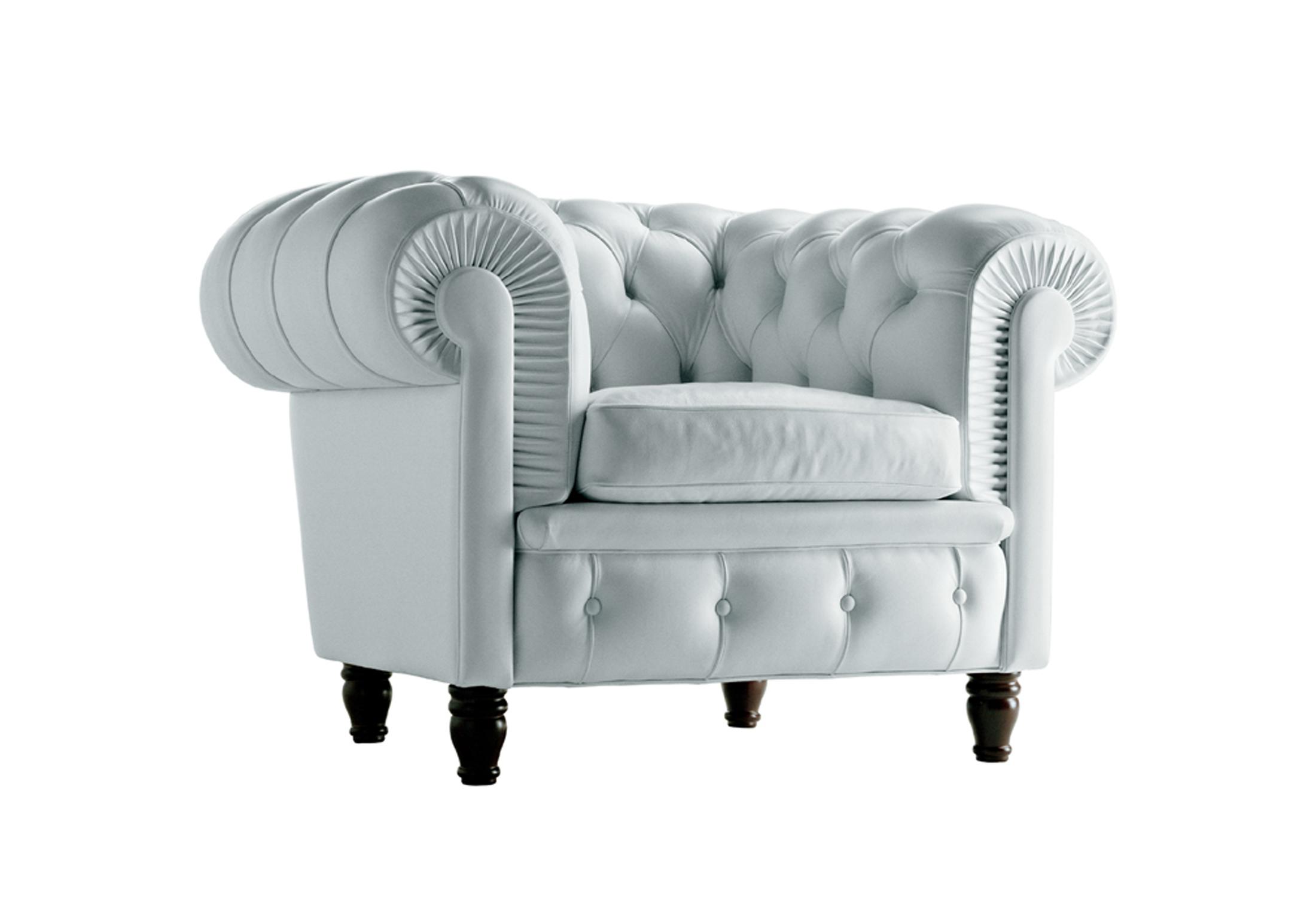 Chester One armchair by Poltrona Frau   STYLEPARK