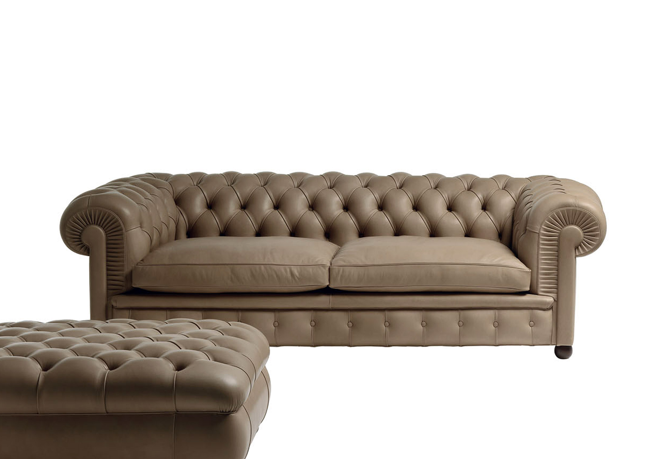 Chester One sofa by Poltrona Frau | STYLEPARK