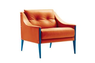 Dezza Sessel  von  Poltrona Frau