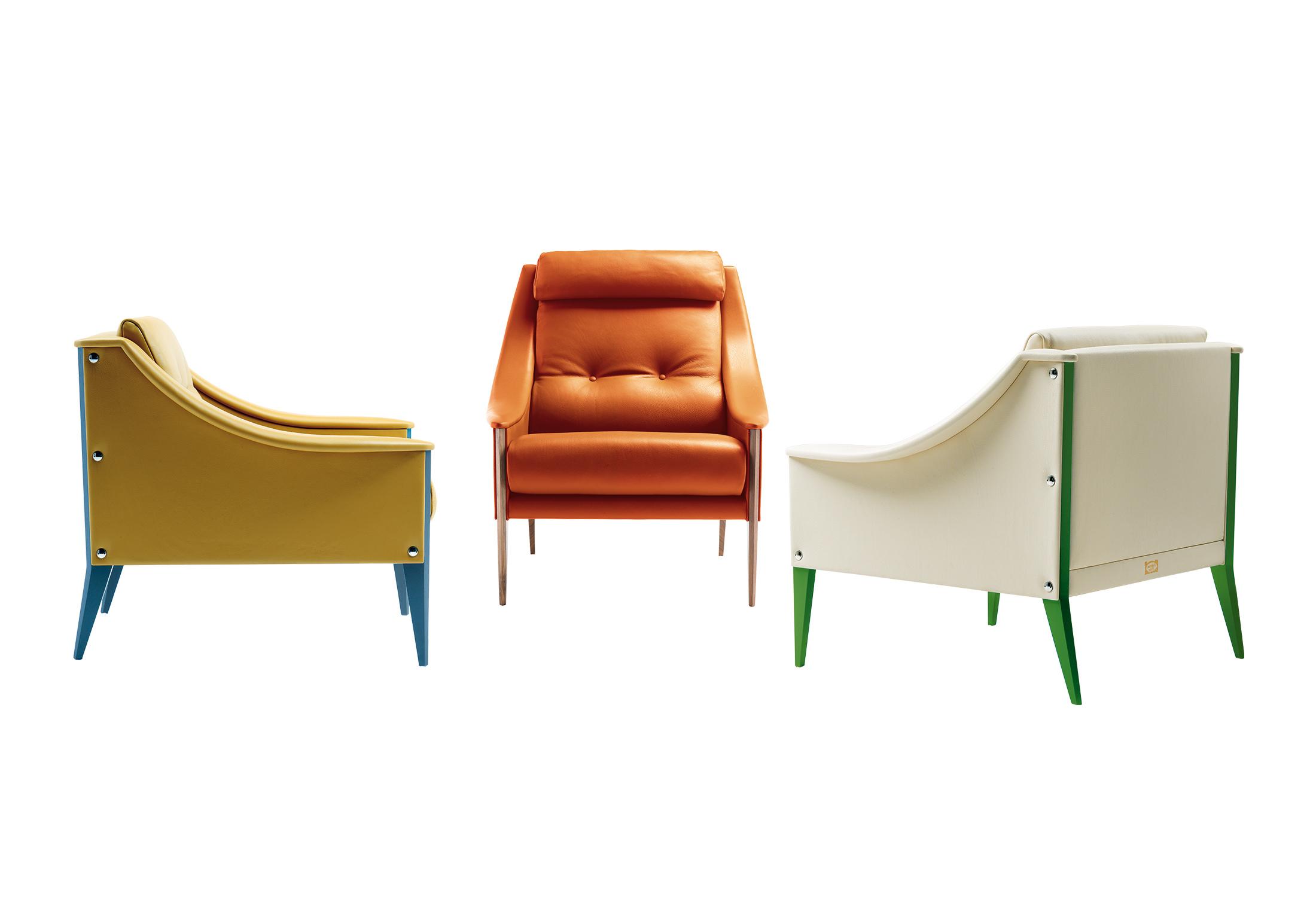 Poltrona Frau Dezza Armchair.Dezza Armchair By Poltrona Frau Stylepark