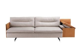 Grantorino 2-Sitzer asymmetrisch  von  Poltrona Frau