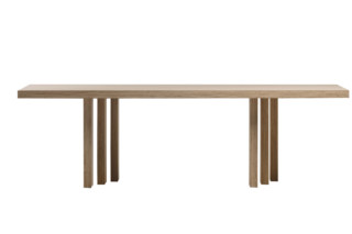 H_T table  by  Poltrona Frau