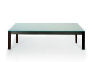 Laurana coffee table  by  Poltrona Frau