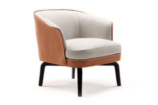 Nivola armchair  by  Poltrona Frau