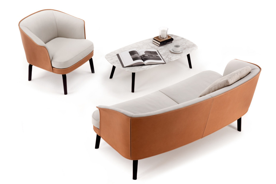 Nivola armchair
