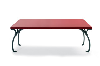 Sangirolamo table rectangular  by  Poltrona Frau