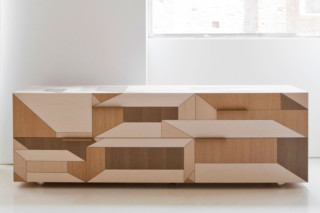 Inlay Sideboard  by  Porro