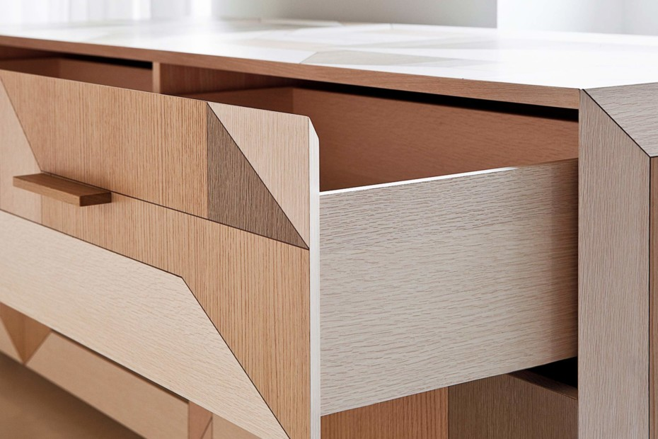 Inlay Sideboard
