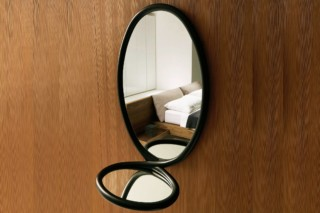 Loop Mirror  by  Porro