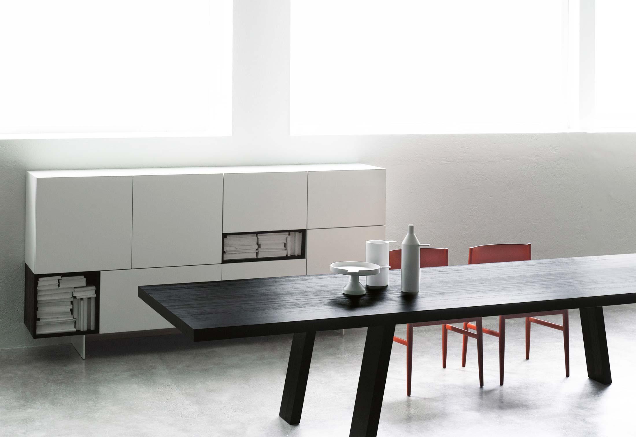 Highboards Modern modern dining highboard by porro stylepark