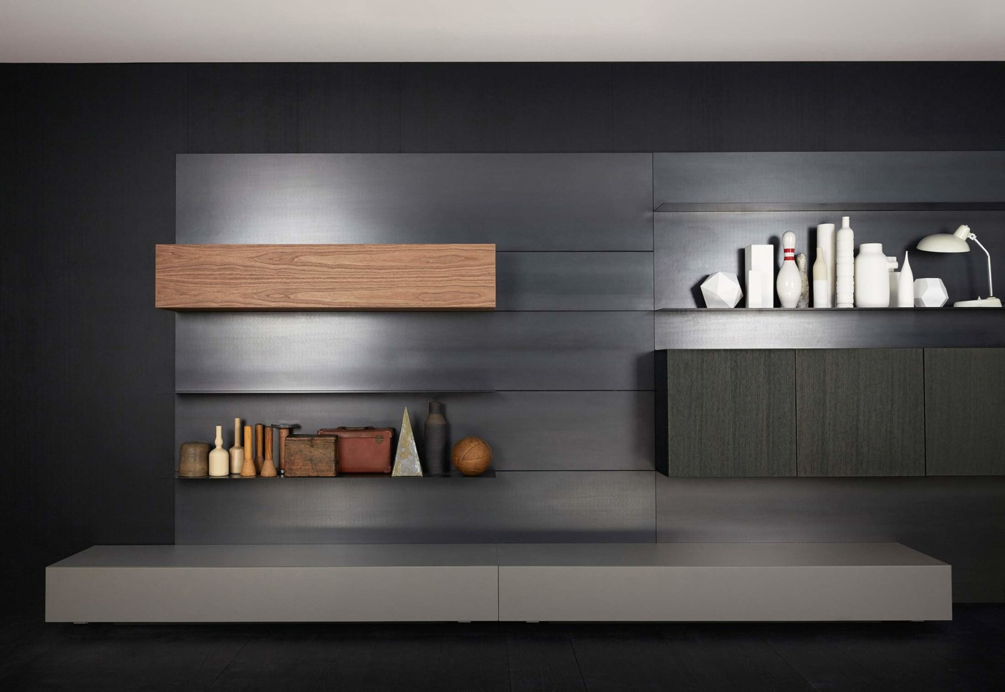 Modern Living Tv Hi Fi By Porro Stylepark
