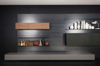 Modern Living TV / HI-FI  by  Porro