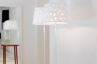 Shadow Light floor lamp  by  Porro