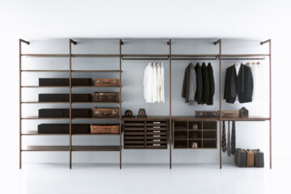 Storage Cabina armadio / Walk-in closet  by  Porro