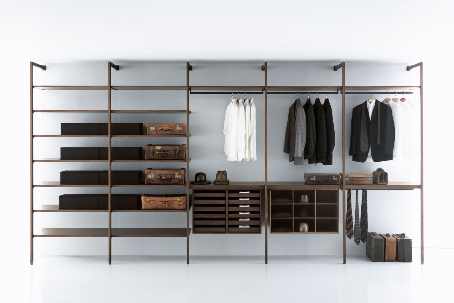 Storage Cabina armadio / Walk-in closet by Porro  STYLEPARK