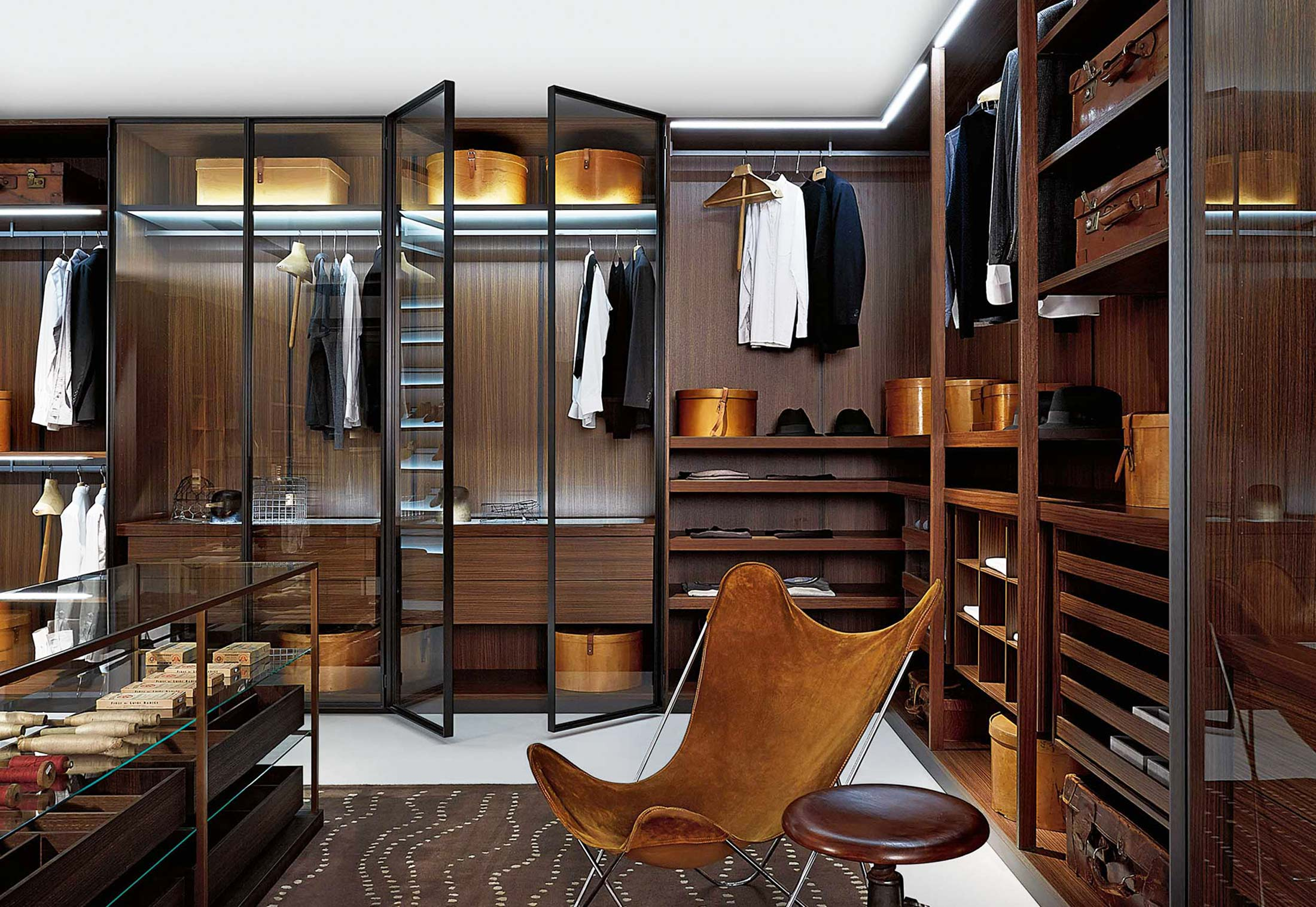 Storage Dressing Room By Porro Stylepark
