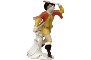 Capitano Spavento Nr.272  von  Porzellan-Manufaktur Nymphenburg