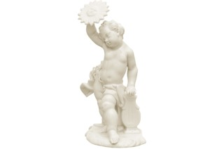 Putto Apollo Nr.346  von  Porzellan-Manufaktur Nymphenburg