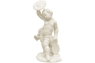 Putto Apollo Nr.346  von  Porzellan-Manufaktur Nymphenburg