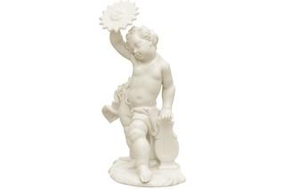 Cherub as Apollo No.346  by  Porzellan-Manufaktur Nymphenburg