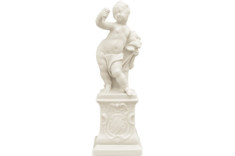Cherub as Ceres on pedestal No.265a