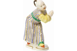 Chinesenknabe bittend Nr.67  von  Porzellan-Manufaktur Nymphenburg