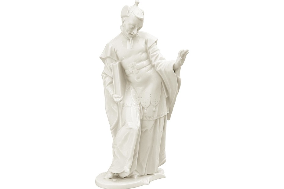 Chinesischer Priester Nr.77