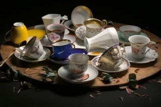 Mokkatassen  von  Porzellan-Manufaktur Nymphenburg
