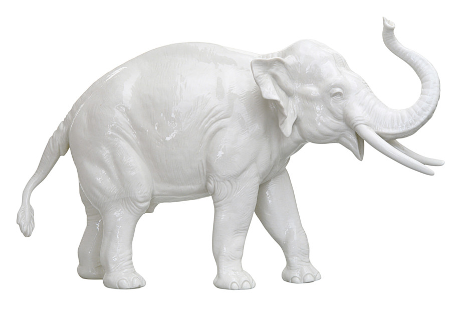 Elefant No.811a white