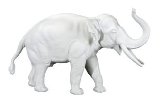 Elefant No.811aq  by  Porzellan-Manufaktur Nymphenburg