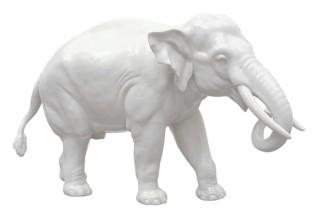 Elefant Nr.811b  von  Porzellan-Manufaktur Nymphenburg
