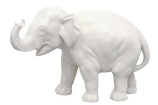 Elefant Nr.877a  von  Porzellan-Manufaktur Nymphenburg