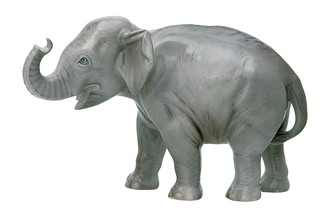 Elefant No.877a  by  Porzellan-Manufaktur Nymphenburg
