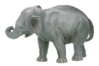 Elefant No.877b  by  Porzellan-Manufaktur Nymphenburg