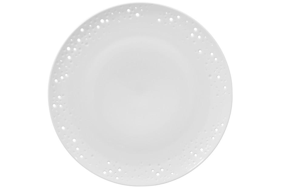 Pierced plate