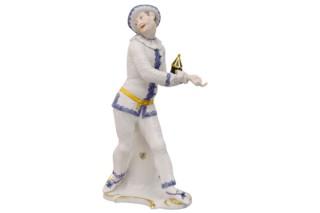 Pierrot Nr.54  von  Porzellan-Manufaktur Nymphenburg