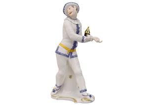 Pierrot No.54  by  Porzellan-Manufaktur Nymphenburg