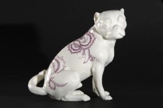Mops  von  Porzellan-Manufaktur Nymphenburg