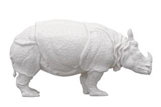 Rhinoceros No.1826Q  by  Porzellan-Manufaktur Nymphenburg