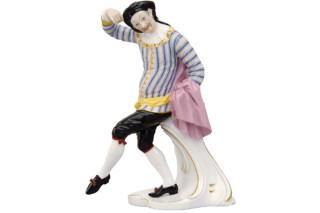 Scaramuz Nr.240  von  Porzellan-Manufaktur Nymphenburg