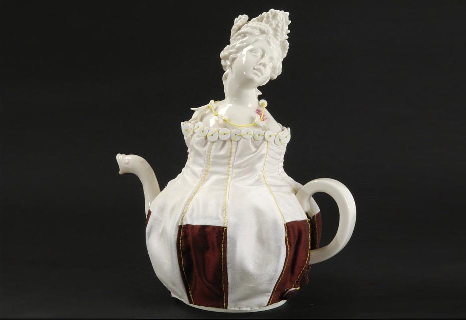 Summer - teapot