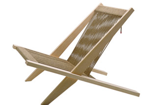 JH 106 The flagline chair  by  PP Møbler