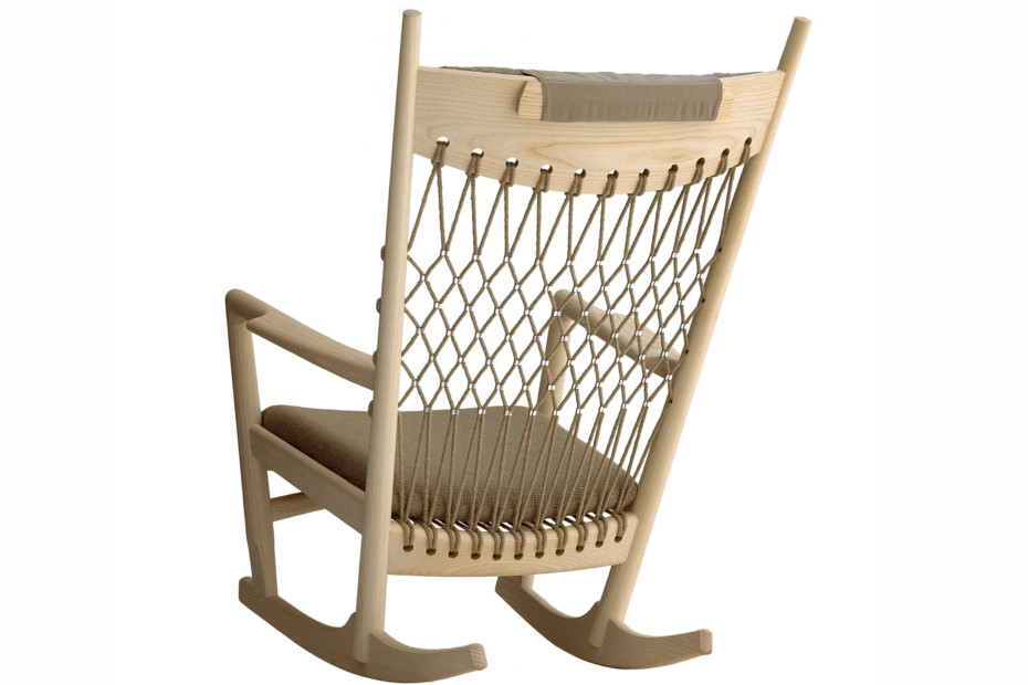 PP 124 The rocking chair