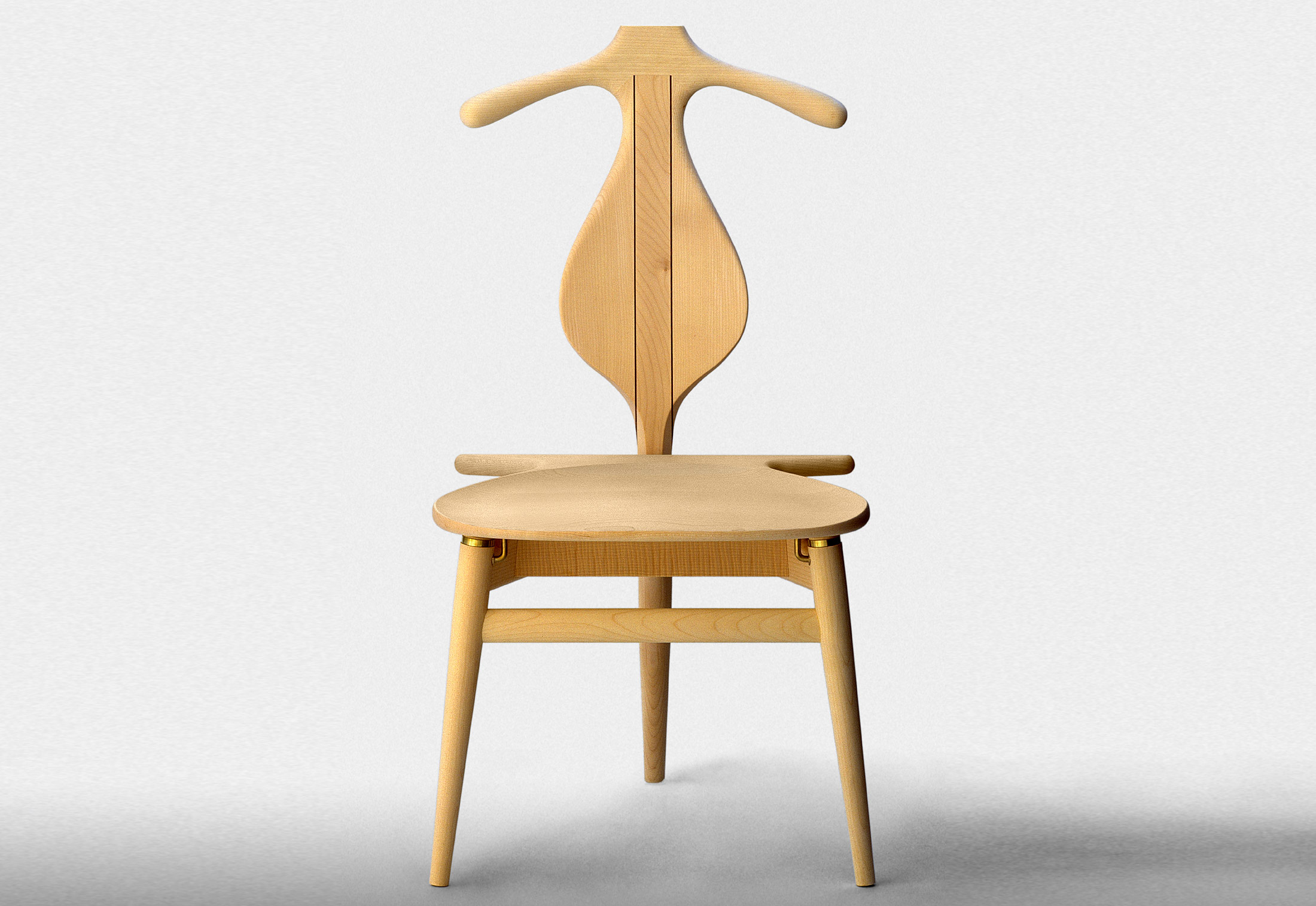 PP 250 The valet chair by PP M¸bler