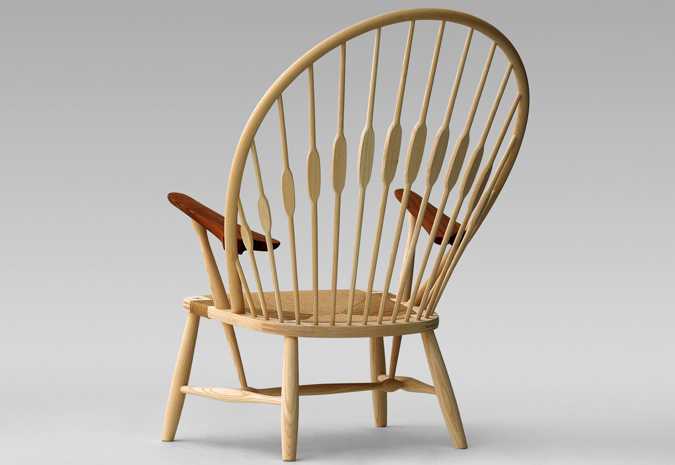 PP 550 The peacock chair by PP M¸bler