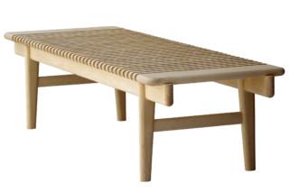 PP 589 Bar bench  by  PP Møbler